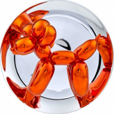 ORANGE BALLON DOG